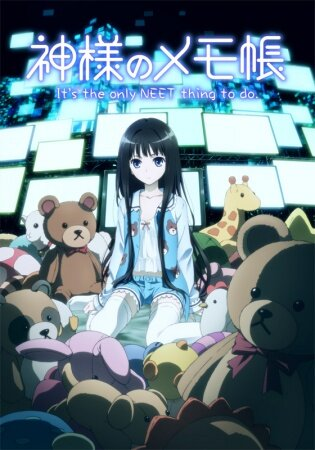 Блокнот Бога (2011) - аниме мультфильм смотреть онлайн в хорошем качестве