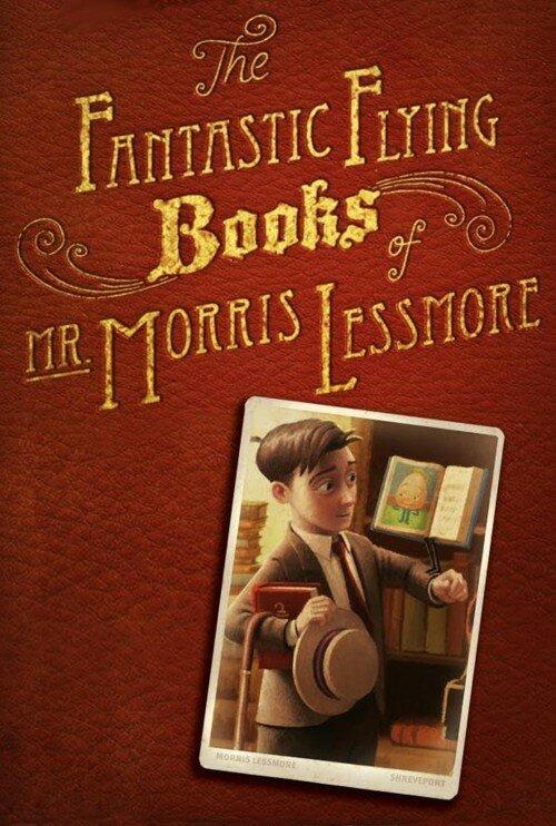 Скачать фантастические летающие книги мистера морриса лессмора