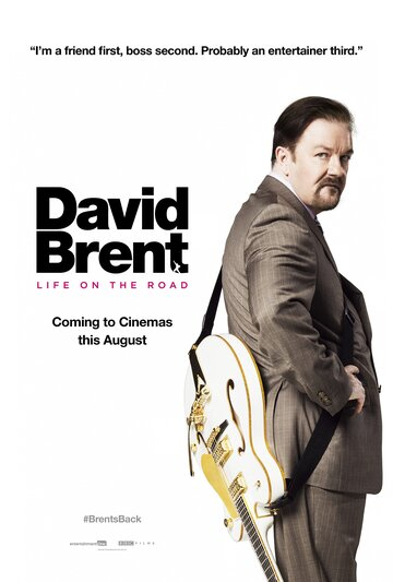 Фильм David Brent: Life on the Road