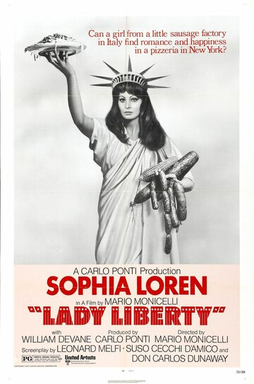 Леди Свобода (1971)