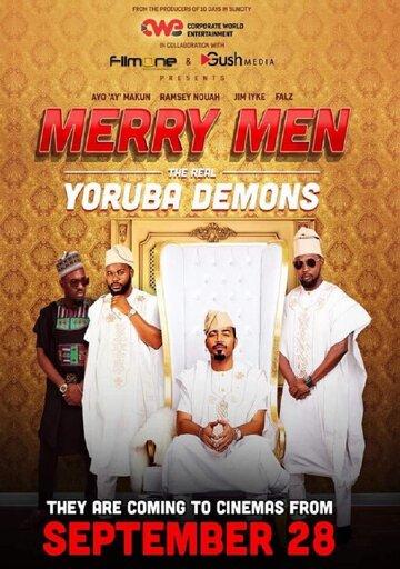 Постер Счастливые мужчины: Настоящие демоны Йорубы 2018
