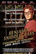 Бенджамин Сниддлграс и котел с пингвинами