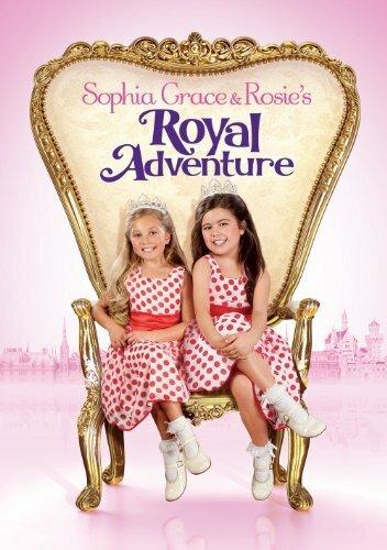 Королевские приключения Софии Грейс и Роузи (2014)