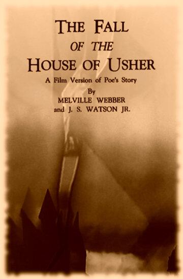 Падение дома Ашеров (1928)