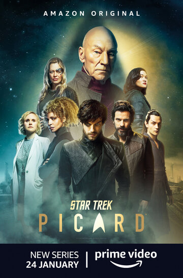 Звёздный путь: Пикар / Star Trek: Picard / 2020