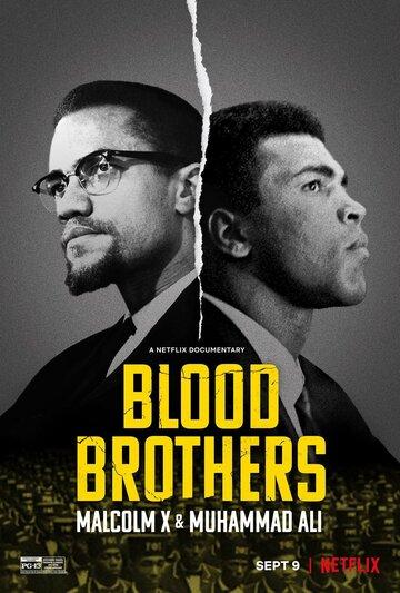 Братья по крови: Малкольм Икс и Мохаммед Али 2021 | МоеКино