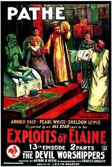 Похождения Элейн (1914)