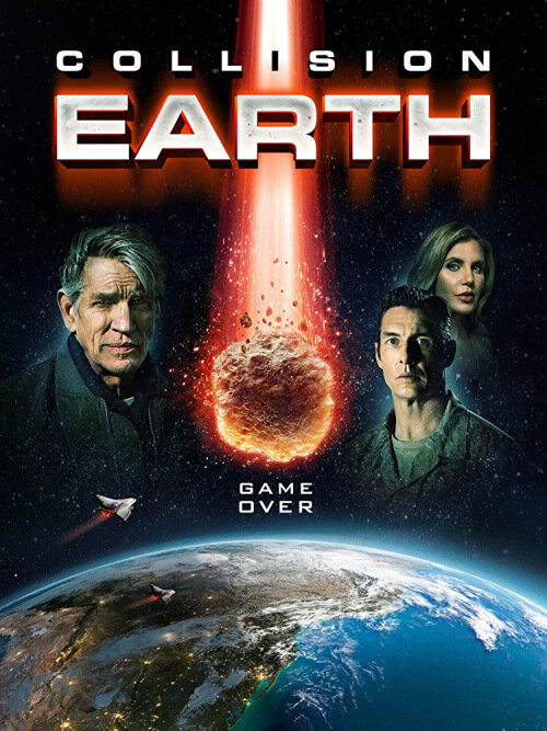 Столкновение с Землёй