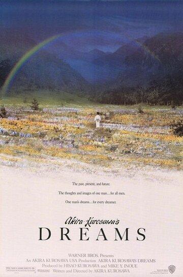 Сны Акиры Куросавы (1990) — отзывы и рейтинг фильма
