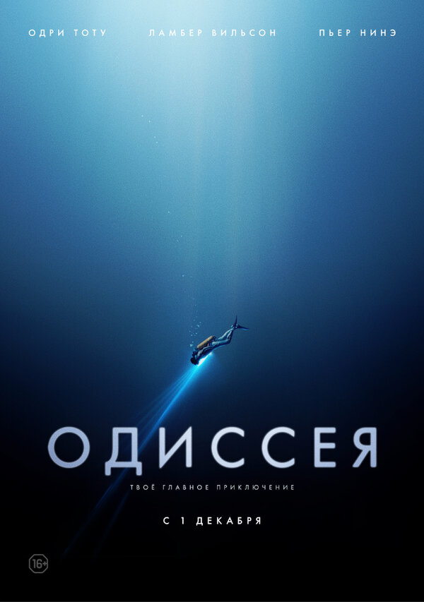 Отзывы к фильму – Одиссея (2016)