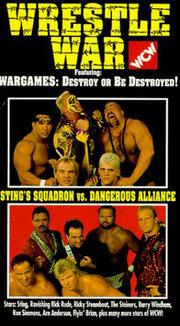 Смотреть онлайн WCW РестлВойна