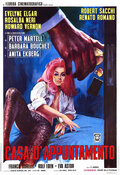 Французские секс-убийства (Casa d'appuntamento)