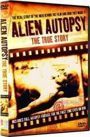 Вскрытие инопланетянина: Реальная история