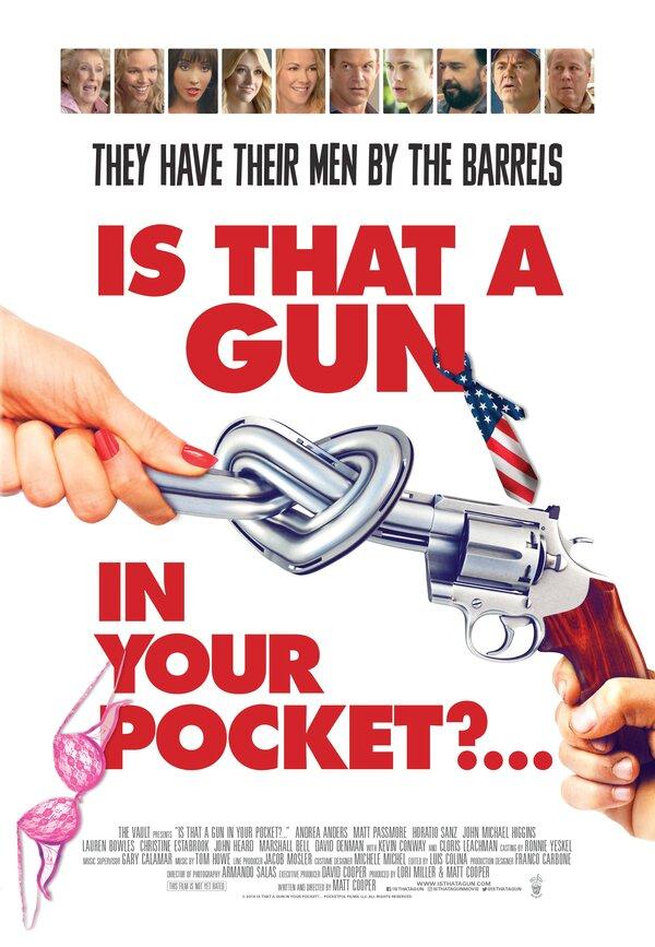 Это пистолет у тебя в кармане? (2016)