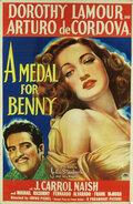 Медаль за Бенни (1945)