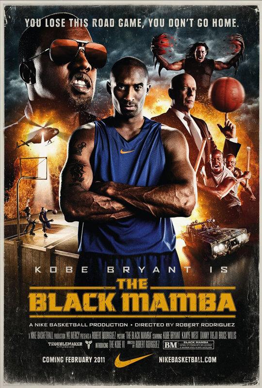 Черная мамба (2011) смотреть онлайн