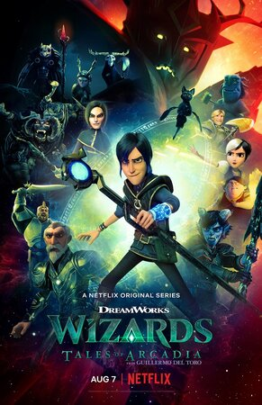 Волшебники: Истории Аркадии (2020)