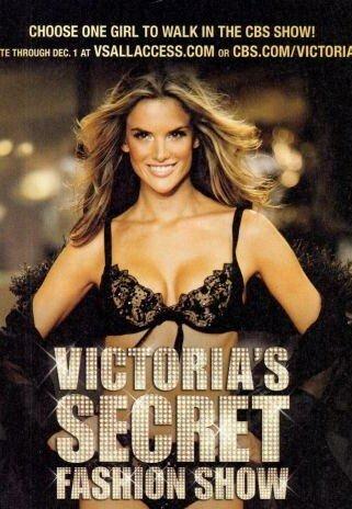 Показ мод Victoria's Secret 2008