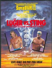 Смотреть онлайн WCW СуперКубок 2