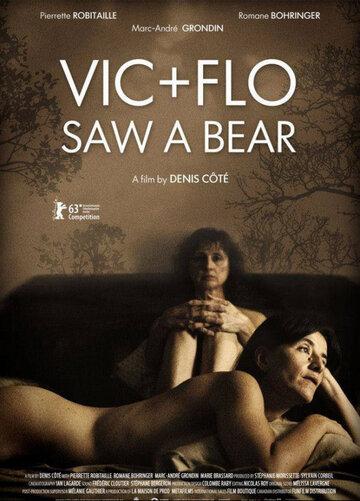 Фильм Вик и Фло увидели медведя