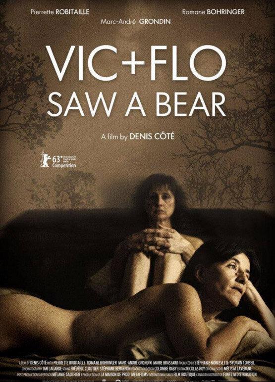 Фильмы Вик и Фло увидели медведя