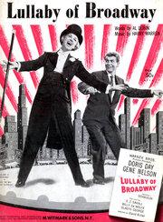 Колыбельная Бродвея (1951)