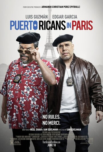 Пуэрториканцы в Париже (2015) полный фильм