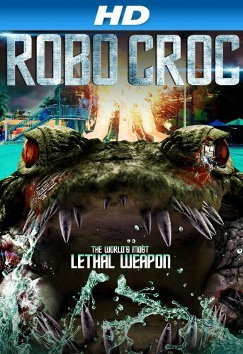 «Робо-крокодил» (Robocroc, 2013)