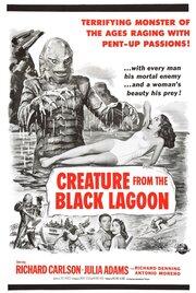 Создание из Черной лагуны (1954)