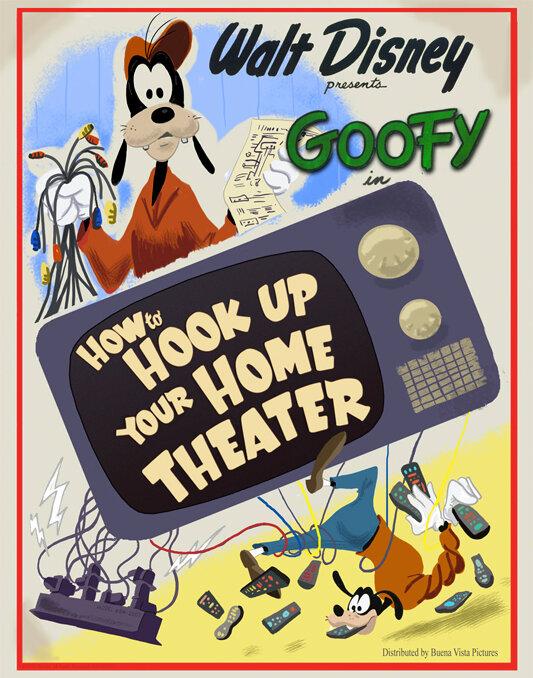 Как подключить домашний кинотеатр (2007) смотреть онлайн в хорошем качестве