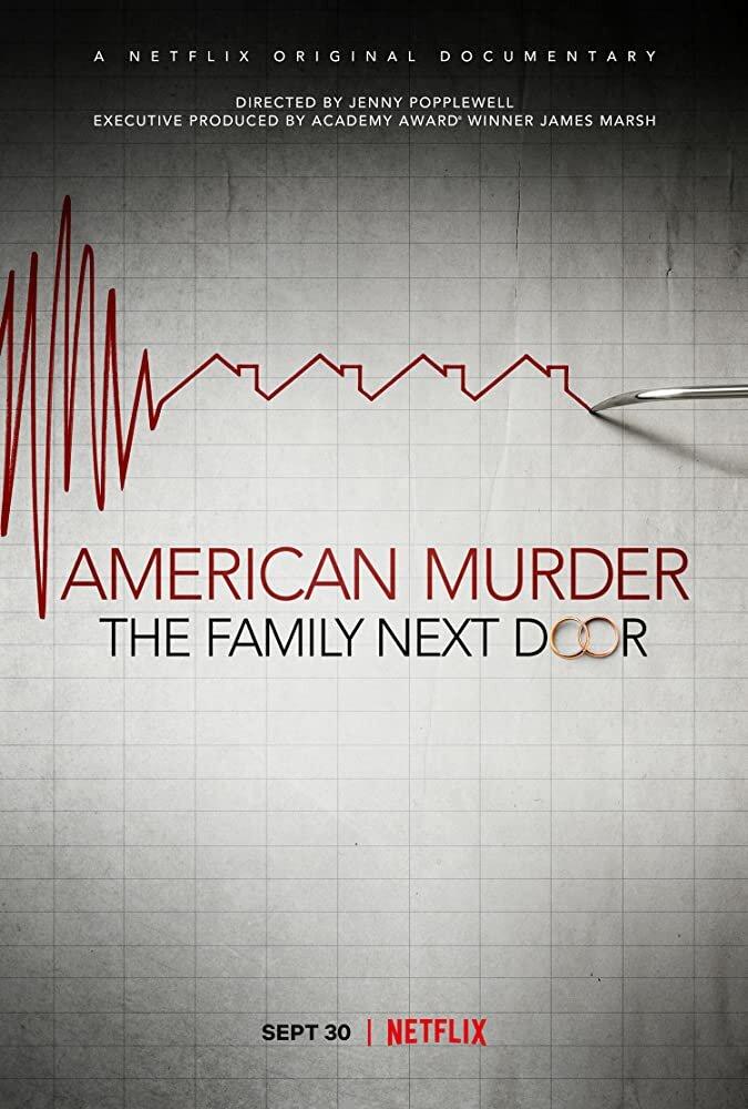 Постер Американское убийство: Семья по соседству