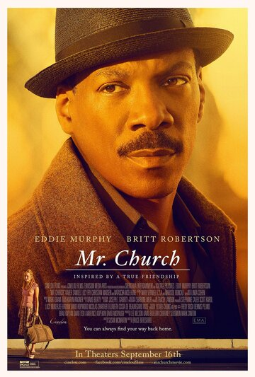 Мистер Черч/Mr. Church (2016)