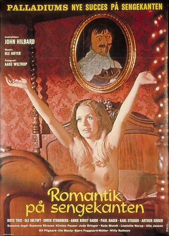 Романтика на краю постели (1973)