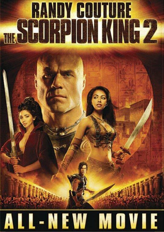 Царь скорпионов 2: Восхождение воина (2008) - смотреть онлайн