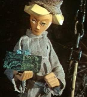 Медной горы хозяйка (1975)