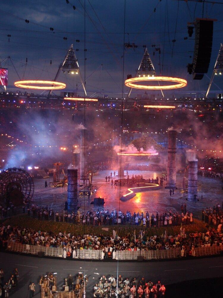 Церемония открытия летних XXX Олимпийских Игр скачать торрент