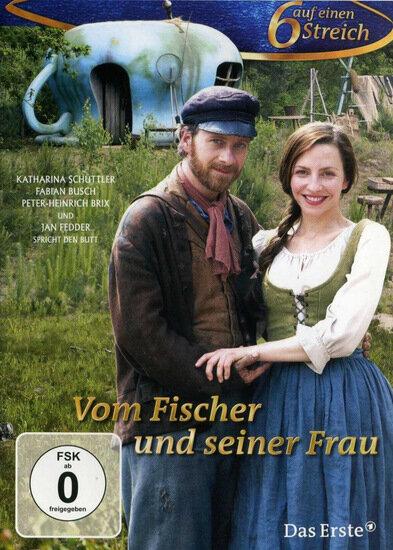 Vom Fischer und seiner Frau   მებადური და მისი მეუღლე   О рыбаке и его жене,[xfvalue_genre]