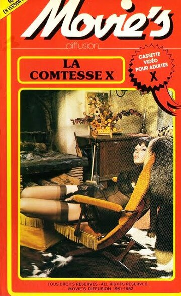 Графиня Икс (1976) полный фильм