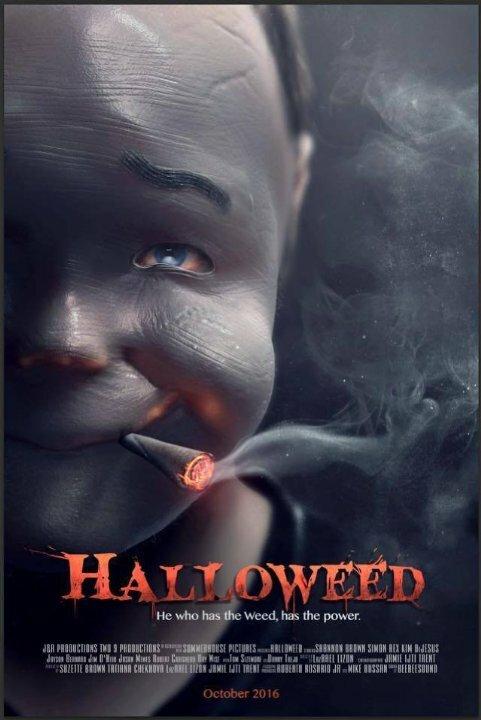 Хэллоуин под кайфом 2016 Halloweed Фильм ужасов