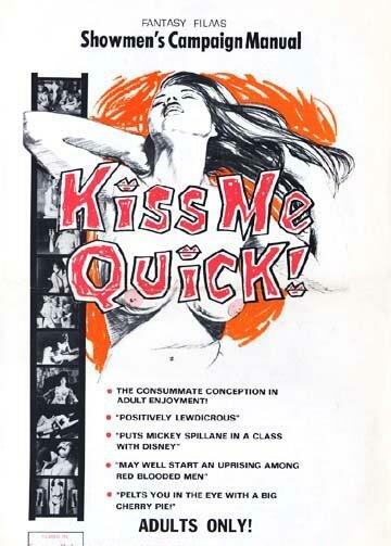 (Kiss Me Quick!)