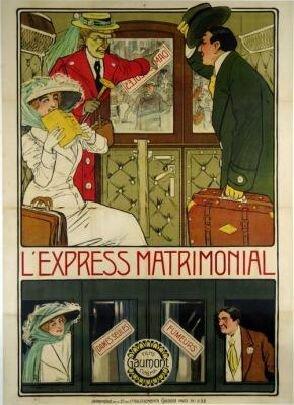 Брачный экспресс (1912) полный фильм