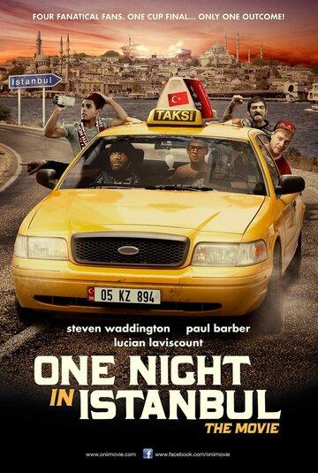 Одна ночь в Стамбуле