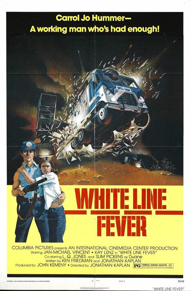 Rutor. Info:: лихорадка на белой полосе / white line fever (1975.
