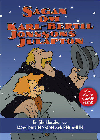 Рождественская история Карла-Бертила Йонссона (1975)