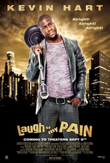 Кевин Харт: Смех над моей болью (2011) - документальная комедия, смотреть онлайн