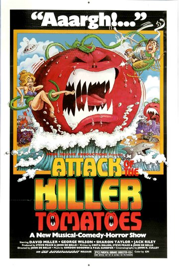 ��������� ���������-����� (Attack of the Killer Tomatoes!)