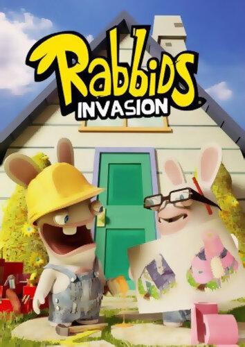 Бешеные кролики: Вторжение