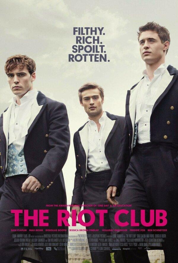 Отзывы к фильму – Клуб бунтарей (2014)
