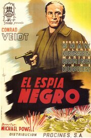Шпион в черном (1939)