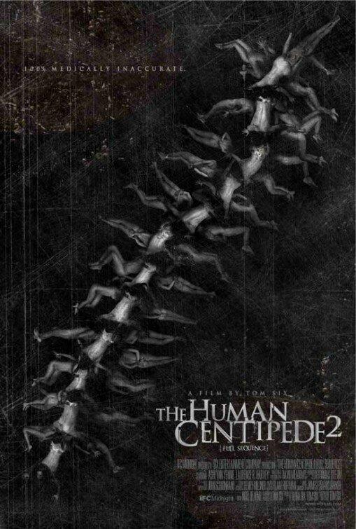 Человеческая многоножка 2 (2011)
